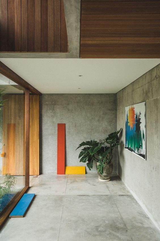 Interior de vivienda 2