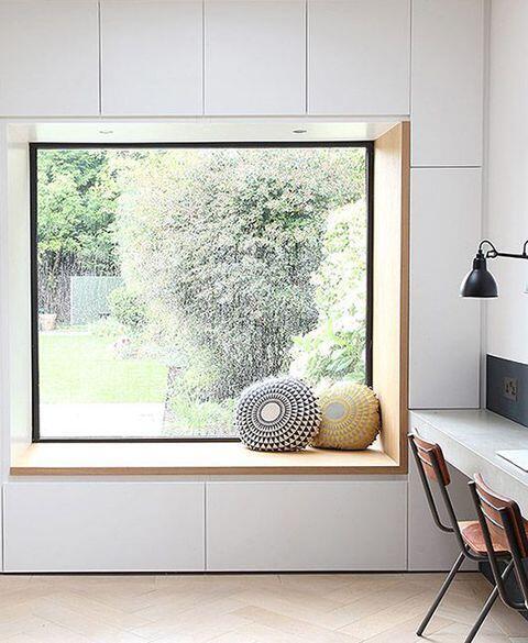 Asiento en ventana