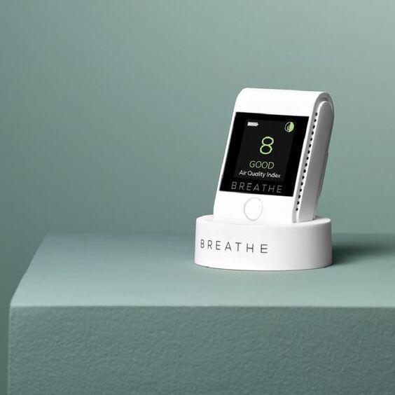 medidor calidad aire