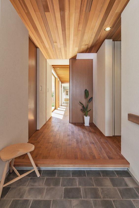 pasillo de una vivienda